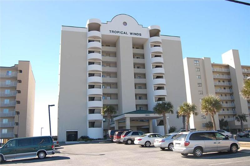 Tropical Winds 602 - Image 1 - Gulf Shores - rentals