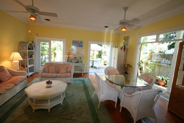 Light and Airy - La Prive - Key West - rentals