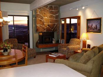 Ski-in, Ski-out.  Ground Floor Unit.  Club C, 113 - Image 1 - Steamboat Springs - rentals