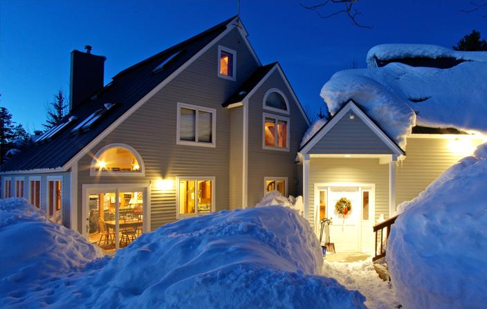 Ultimate ski-in/ski-out location just steps from the Thunderhead Express chairlift - Thunderhead Chalet - ultimate ski-in/ski-out home! - Steamboat Springs - rentals