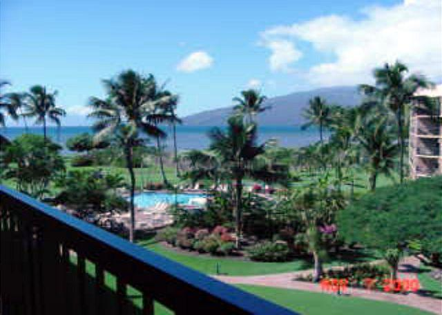 MS412B Lanai View - Maui Sunset 412B - Kihei - rentals