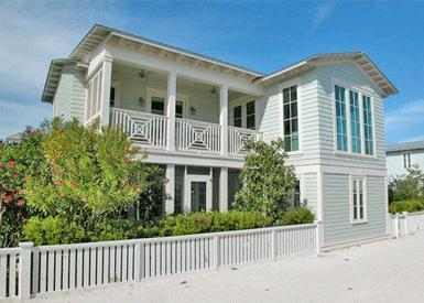 Exterior - Missing Piece, The - Seaside - rentals