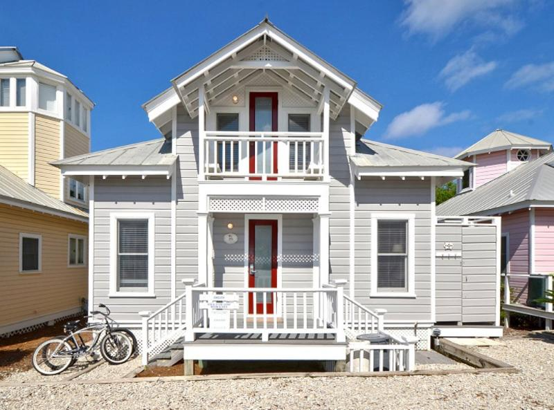 Front Exterior - English - Seaside - rentals