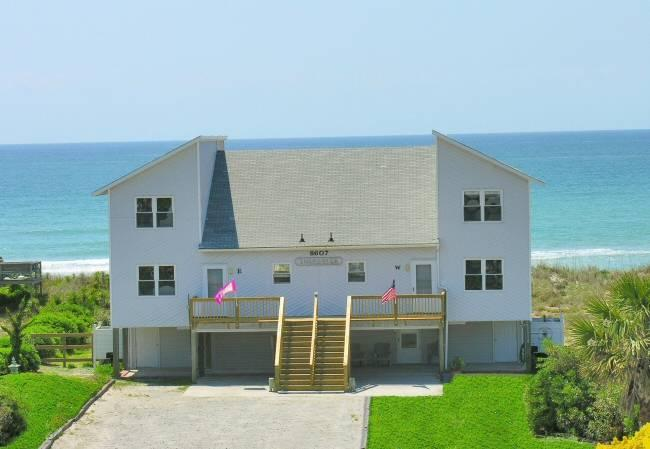 A Seaside Shangri La West - Image 1 - Emerald Isle - rentals