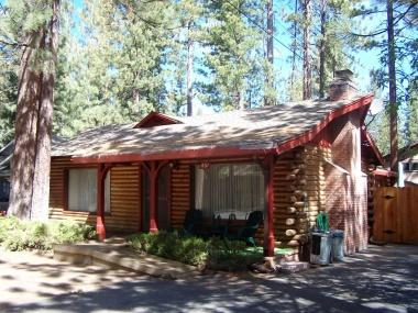 The original log cabin- 10min to beach, sleeps 10 - CYH1001 - Image 1 - South Lake Tahoe - rentals