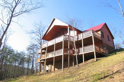 Pot O' Gold - Image 1 - Pigeon Forge - rentals