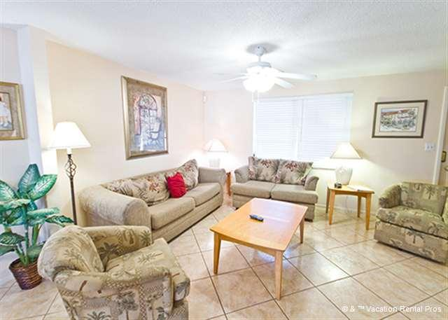 Let the soothing decor lull you into ultimate relaxation! - Falcon Beach Home - Heated Pool, Wifi, near Beach - Venice - rentals