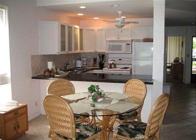 Dining Area/Kitchen - Turtle Bay 157 West ***  Available for 30 day rental, please call - Kahuku - rentals