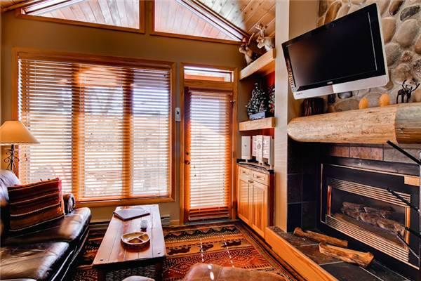 Trappeur's Lodge 1308 - Image 1 - Steamboat Springs - rentals