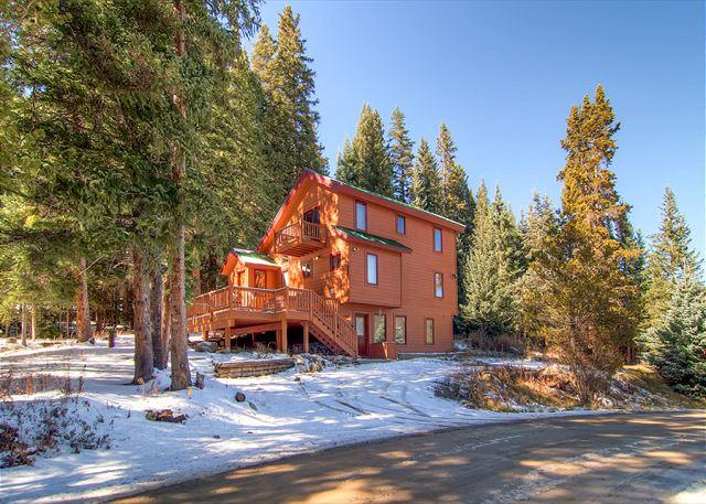 Brookside House in Blue River Breckenridge Lodging - Brookside House Remodeled 3BR Home in Blue River Hot Tub Breckenridge Lodging - Breckenridge - rentals