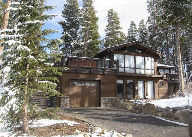 LoneStar Lodge - Lonestar Lodge 4-Bdrm Remodeled Luxury Home Views Breckenridge Lodging - Breckenridge - rentals