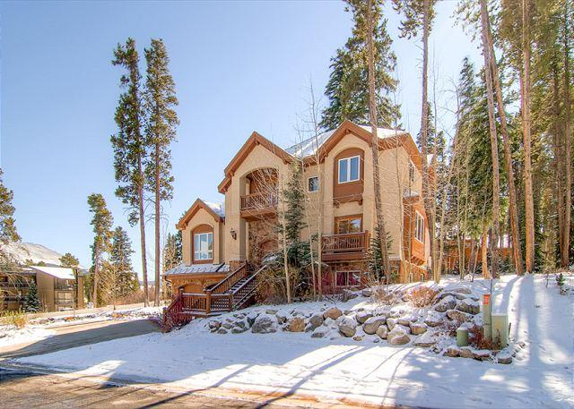 Spruce Ridge Lodge on Peak 8 Breckenridge Luxury Home Rentals - Spruce Ridge Lodge Luxury 4BR Home on Peak 8 Hot Tub Breckenridge Lodging - Breckenridge - rentals