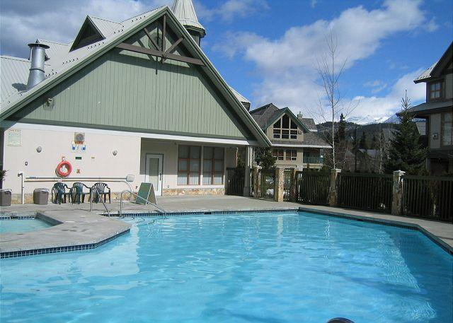 Northstar 1 bdm fullly self contained townhouse, pool, hot tub, free internet - Image 1 - Whistler - rentals