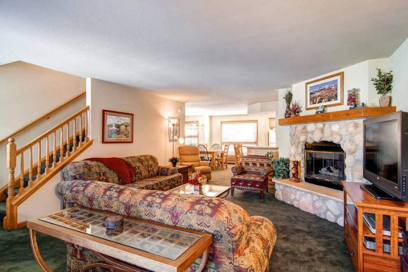 Pine Creek L - Walk to Everything! - Image 1 - Breckenridge - rentals