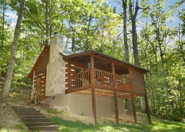 Very Romantic and Private Mountain Cabin for Couples Only! - Image 1 - Sevierville - rentals