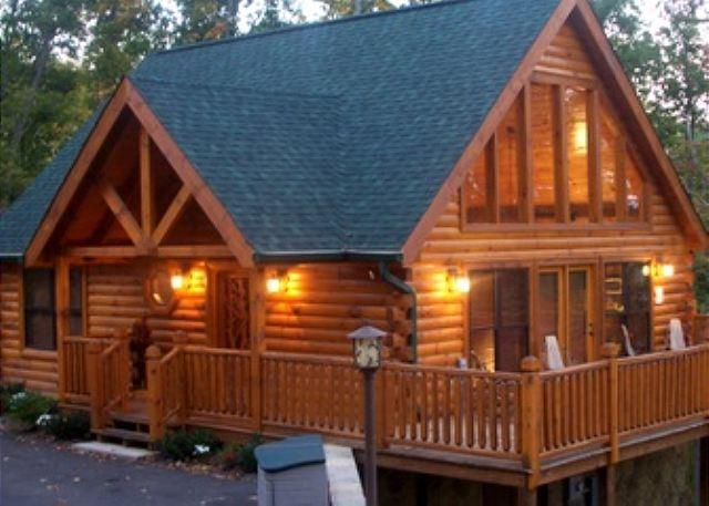 This is That Amazingly Romantic Getaway Cabin!  Say Wow! - Image 1 - Sevierville - rentals