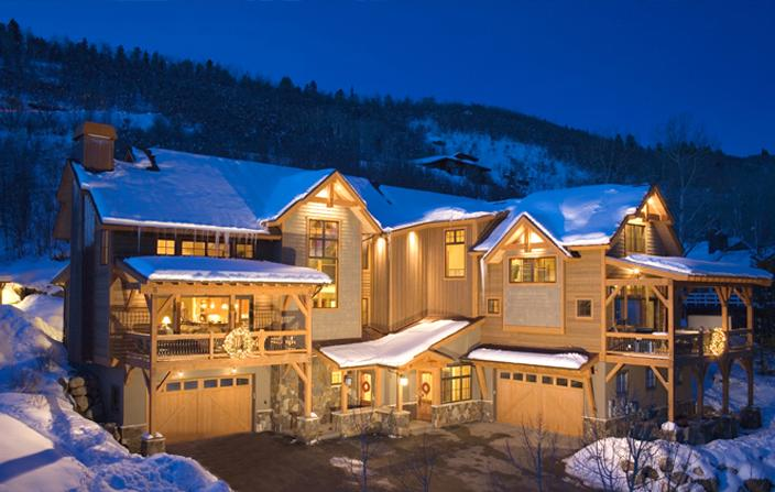 Spectacular lodging for large groups - Bear Grande Chalet - Spectacular for large groups - Steamboat Springs - rentals