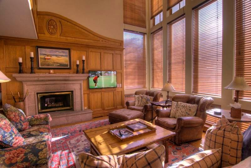 Red Lion Penthouse #3 - Image 1 - Vail - rentals