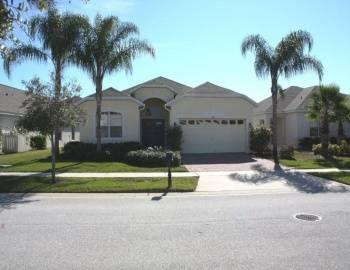 4BR house on prestigious golf & country club - NHD1131 - Image 1 - Davenport - rentals