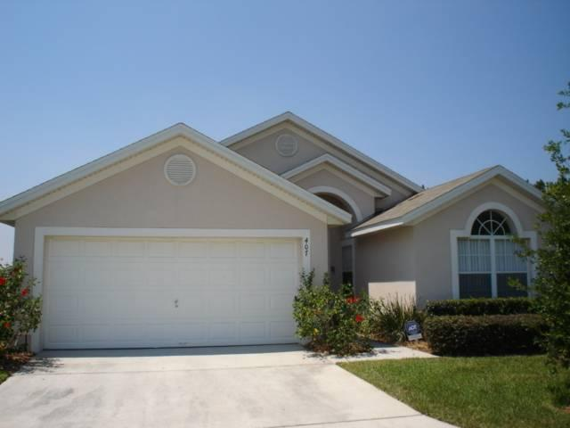 4BR house close to theme parks and golf courses - ELB407 - Image 1 - Davenport - rentals