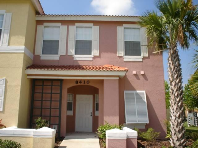 Upscale townhouse with private back patio - CCL8410 - Image 1 - Kissimmee - rentals