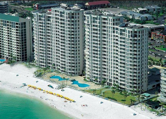 Silver Beach Towers 701E~Beach Front ~FREE Golf, Fishing, Snorkeling - Image 1 - Destin - rentals