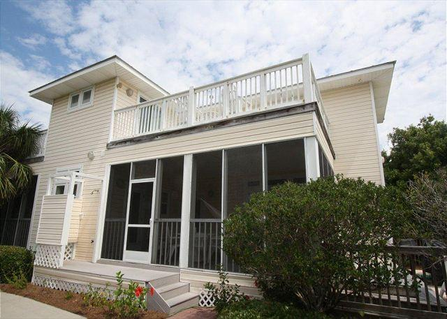 Sunday Cottage ~Private Beach Access & Pool ~ FREE Golf, Fishing & Snorkeling - Image 1 - Destin - rentals