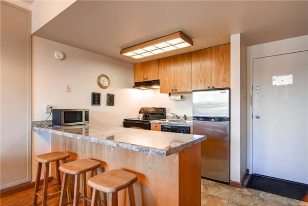 EDELWEISS HAUS 115 A (1BR) - Image 1 - Park City - rentals