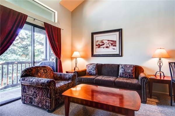 POWDER POINTE 204 A:  Walk to Lifts! - Image 1 - Park City - rentals