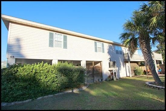 View of Property - Beach Song - Tybee Island - rentals