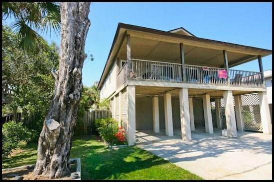 Front view of Lily Pad - Lily Pad - Tybee Island - rentals