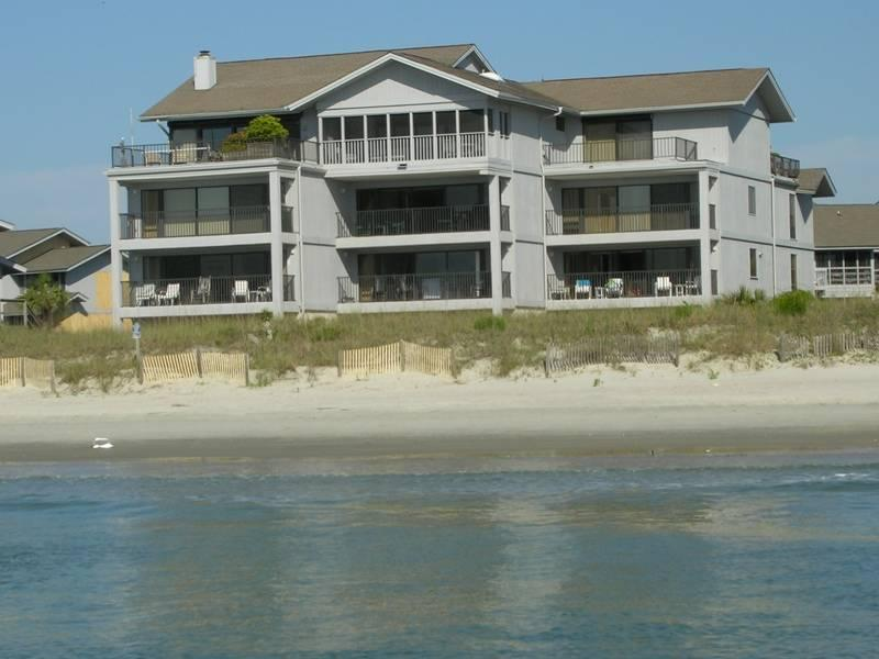 Inlet Point 13C Sat - Image 1 - Pawleys Island - rentals