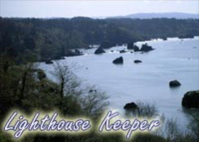 Lighthouse Keeper - Bay and Ocean Views & Beach Trail - Image 1 - Trinidad - rentals