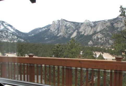 Spectacular Views of Lumpy Ridge - Black Canyon Condo - Estes Park - rentals