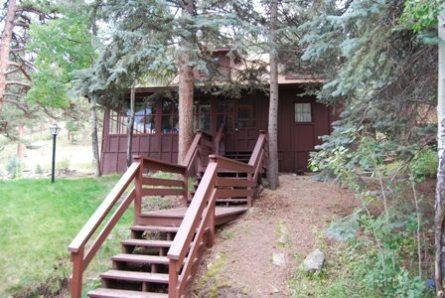 Wonderful Historic Cabin - Blue Spruce Cabin - Estes Park - rentals