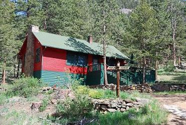 Secluded and Quiet Cabin - Far Away Cabin - Estes Park - rentals