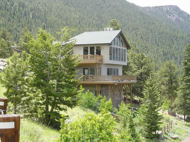 Doesn't Just Give You Views, It Puts You in the Mountains - Magnificent Views - Estes Park - rentals