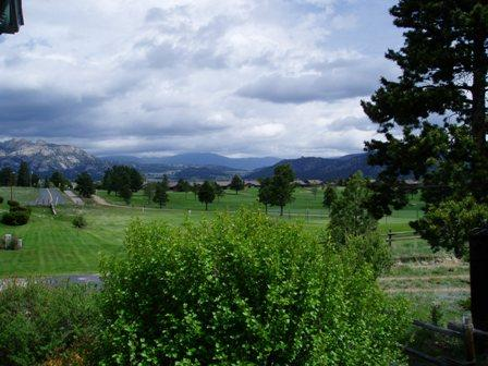 Overlooks The 18-Hole Course - Over Looks Golf Course - Estes Park - rentals