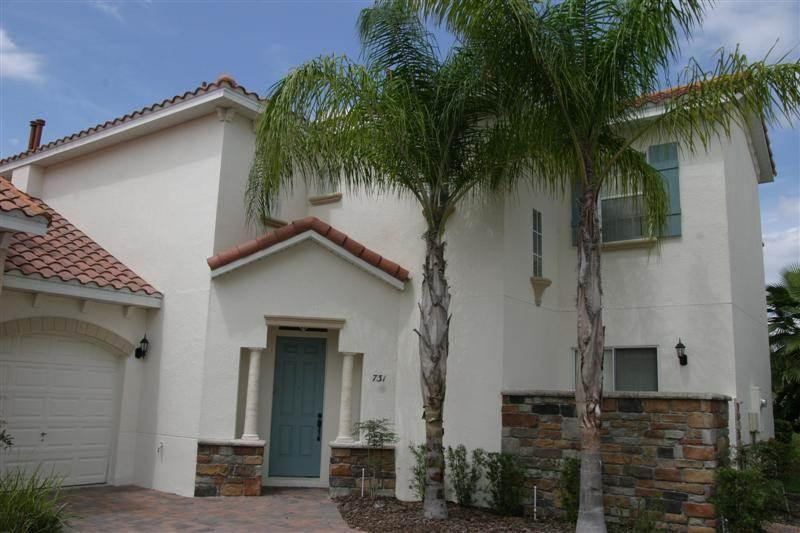 Huge 5BR 3.5B that sleeps 12 w/ pool and spa - T731BD - Image 1 - Davenport - rentals