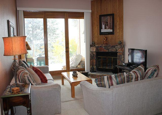 BV102DD Attractive Condo w/ Elevator, Wifi, Fireplace, Clubhouse - Image 1 - Silverthorne - rentals