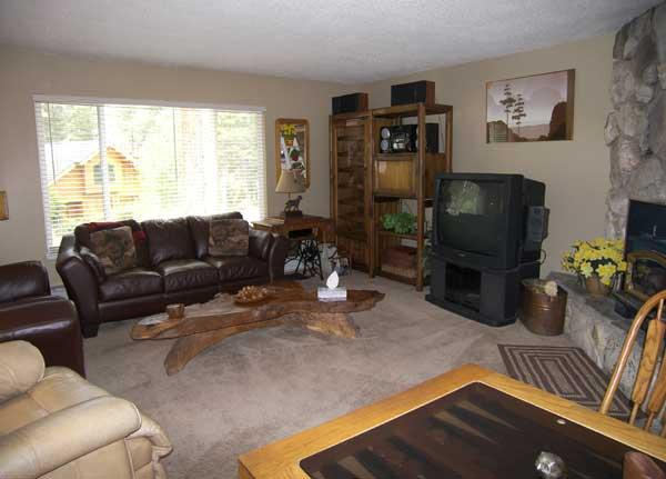 Comfortable House in Incline Village (1060T) - Image 1 - Incline Village - rentals