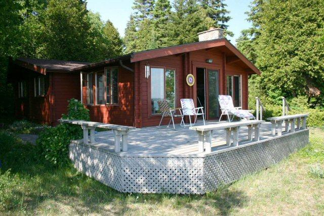 Peaceful Reflections cottage (#410) - Image 1 - Sauble Beach - rentals