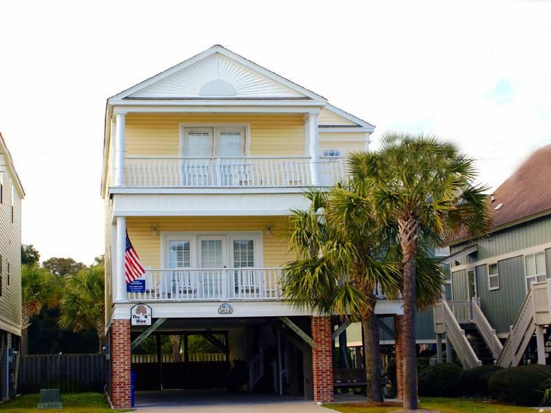 The 'B' Hive - Image 1 - Surfside Beach - rentals