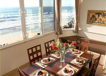 Stunning Oceanfront Unit with Rooftop Deck 823A - Image 1 - Oceanside - rentals