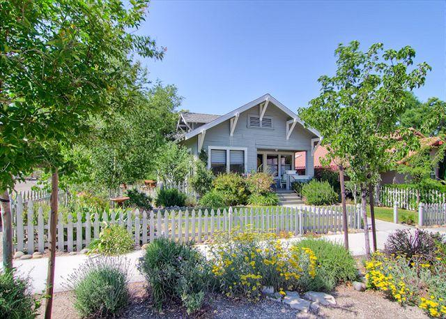 Poe House - Image 1 - Paso Robles - rentals