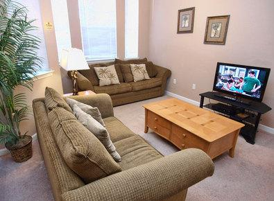 Relax in Comfort in the Living Room - Tranquil Terrace - Davenport - rentals