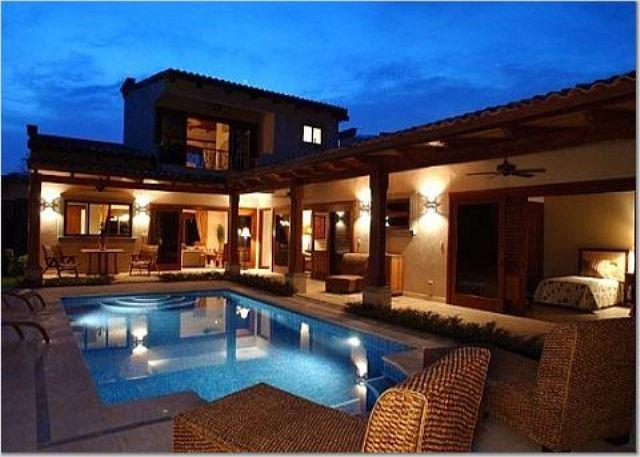 Luxurious and comfortable hacienda style home with private pool - Image 1 - Tamarindo - rentals