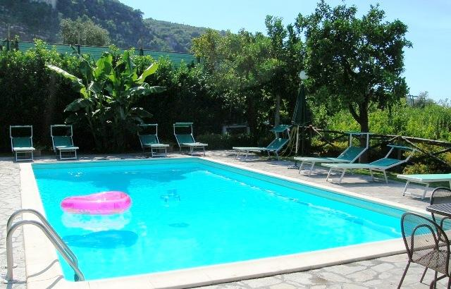 Sorrento Accommodation - Casa Artemio - Image 1 - Sorrento - rentals