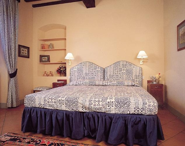 Apartment on a Chianti Wine Estate - Rosso 5 - Image 1 - Montefiridolfi - rentals
