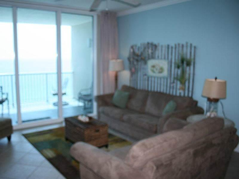 Palazzo Condominiums 0806 - Image 1 - Panama City Beach - rentals